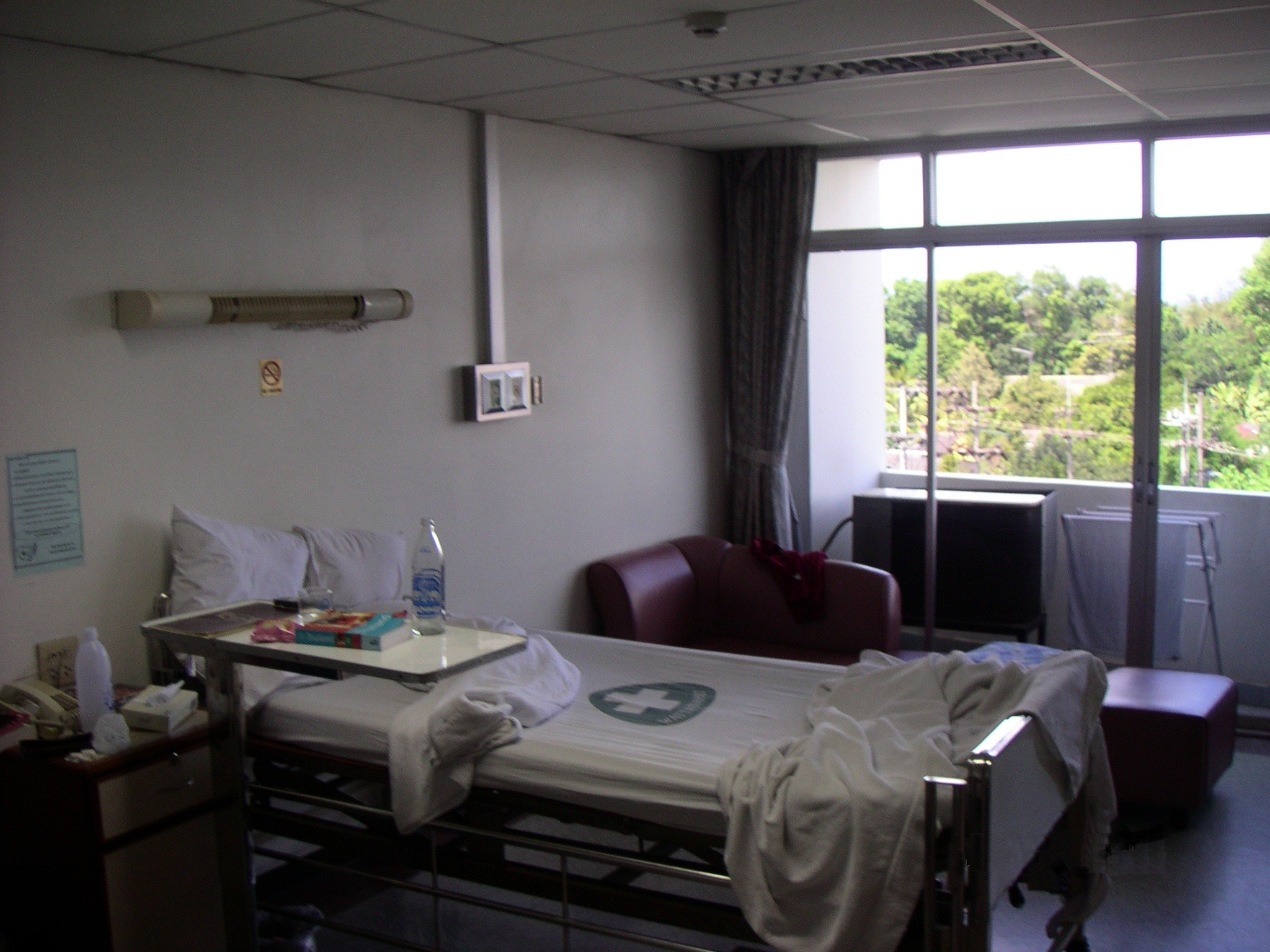 Hospital Room Trang Thailand