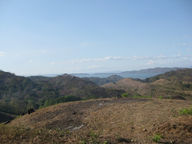 View on Road from Naranjo to Paquera Costa Rica
