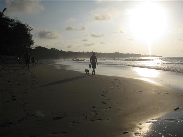 Playa Tamarindo Cheap Things to Do Sunset