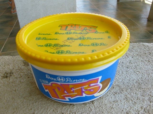 Trits - Ice cream of the gods. Photo by