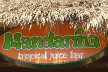 Mandarina Tropical Juice Bar