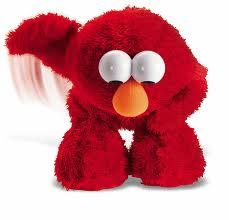 Bowing Elmo
