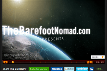 TheBarefootNomadTripWowSlideshow