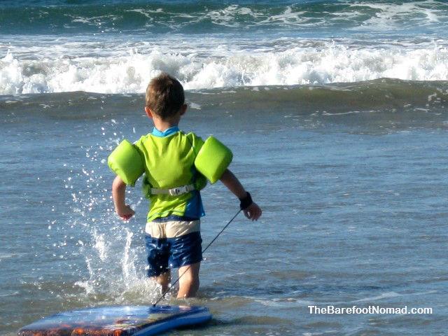 Cole Boogie Boarding Langosta Beach Costa Rica