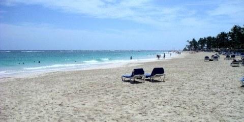 White Sand Beaches in Punta Cana Dominican Republic