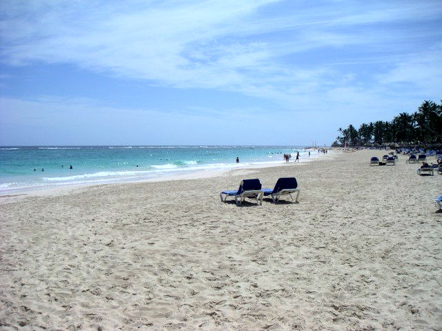 White Sand Beaches In Punta Cana Dominican Republic