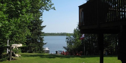 Cottage Life with The Barefoot Nomad