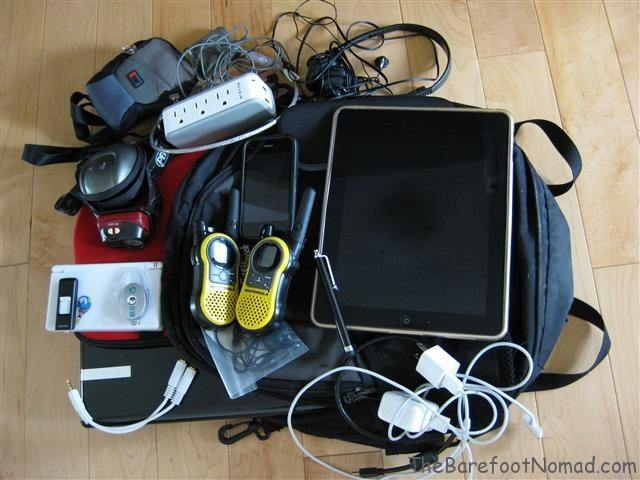 Tech We Like To Travel With