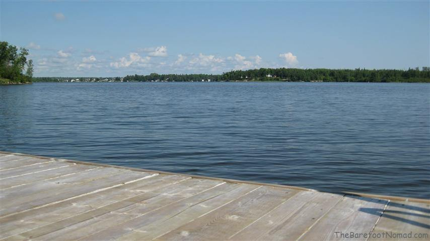 Lake View from the Dock