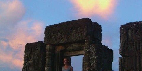 Phnom Bakheng Temple Angkor Wat Cambodia