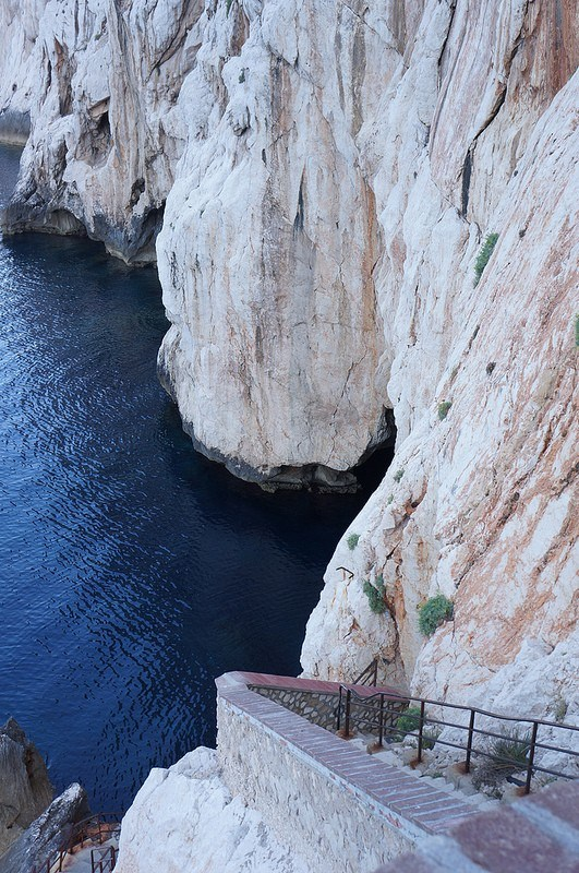 Sardinia's beautiful gorges