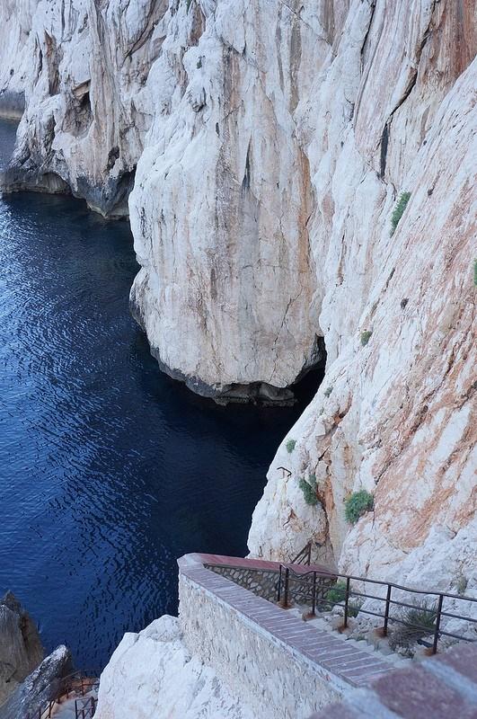 Sardinia's beautiful gorges