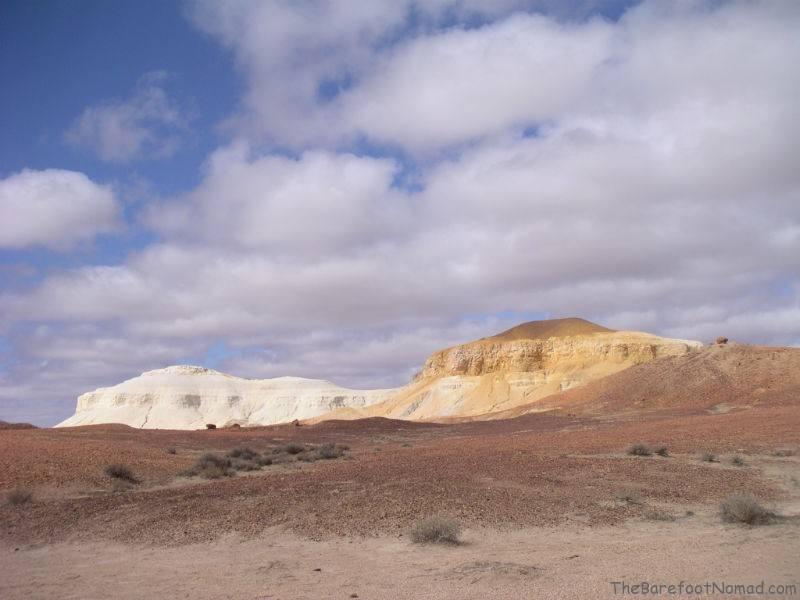 Coober Pedy's bizarre landscapes