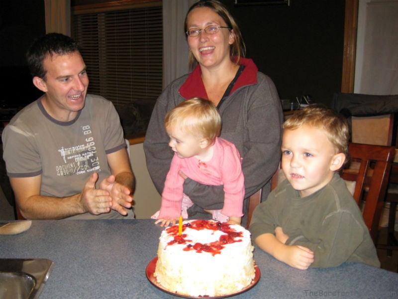 First Birthday 2009