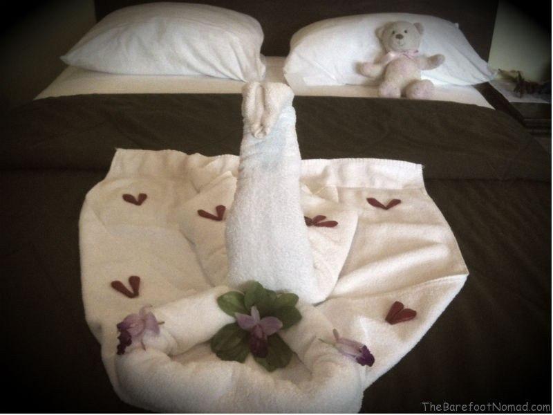 Hotel Swan and Teddy Bear