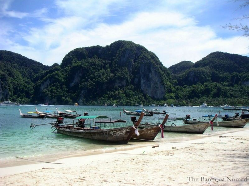 Beautiful Ko Phi Phi Thailand 8 things travel has taught me