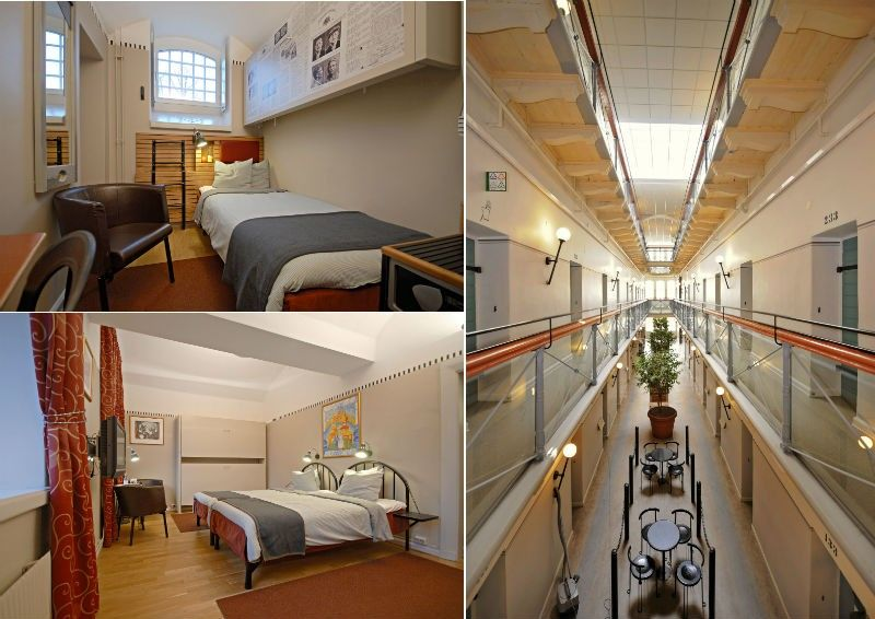 Langholmen Hostel in Stockholm, Sweden Family Hostel Guide Former Prison