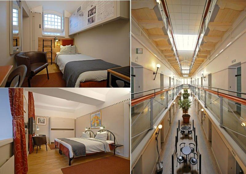 Langholmen Hostel in Stockholm, Sweden Family Hostel Guide Former Prison