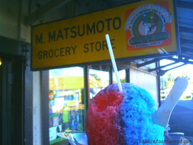 Matsumoto Shave Ice Oahu Day Trip