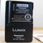 Battery and charger for Panasonic Lumix DMC TS4