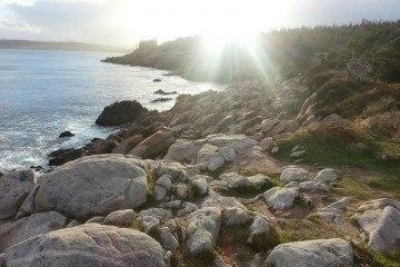 Cabot Trail in Cape Breton, Nova Scotia