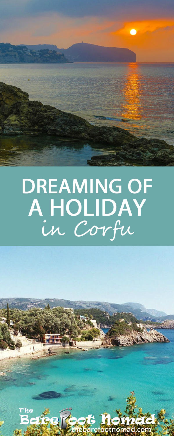 Dreaming of a Holiday in Corfu