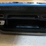 Inside Battery and SD Card Compartment Panasonic Lumix DMC TS4