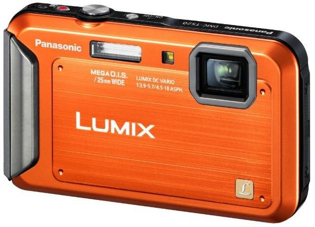 Lumix T20 Camera Affordable Inexpensive Alternative to DMC TS4