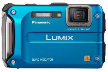 Panasonic Lumic DMC TS4 Review Hands on Waterproof Camera Affordable