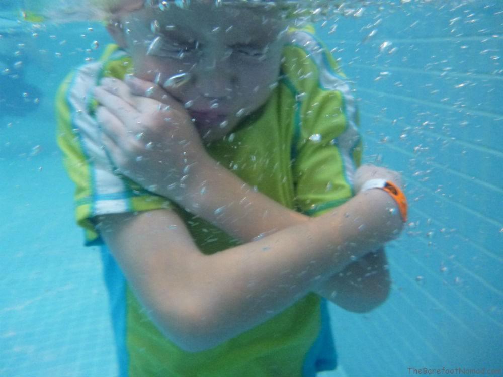Panasonic Lumix DMC TS4 Sample Under Water Pics