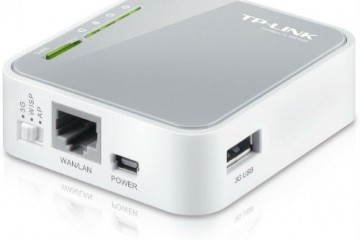 T-Link nano router travel gift guide 2012