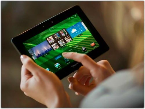 Blackberry playbook Christmas 2012 gift guide for travel lovers