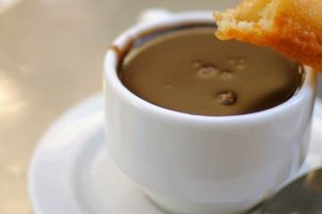 chocolate con curros