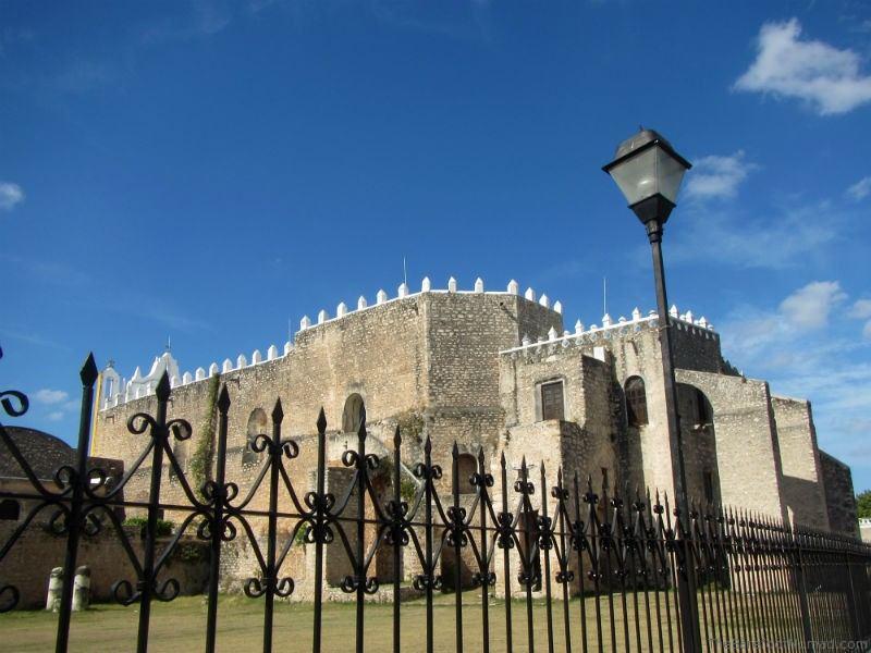 Rear San Antonio de Padua Izamal