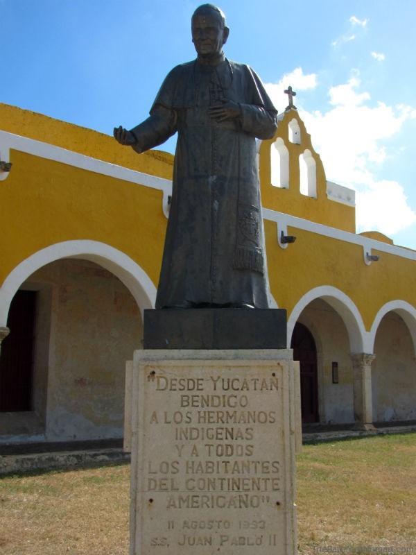 San Antonio de Padua Pope Juan Pablo