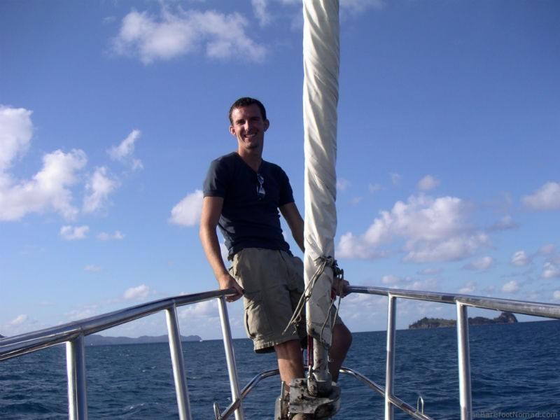 Charles Yacht Cruise Whitsunday Islands Australia