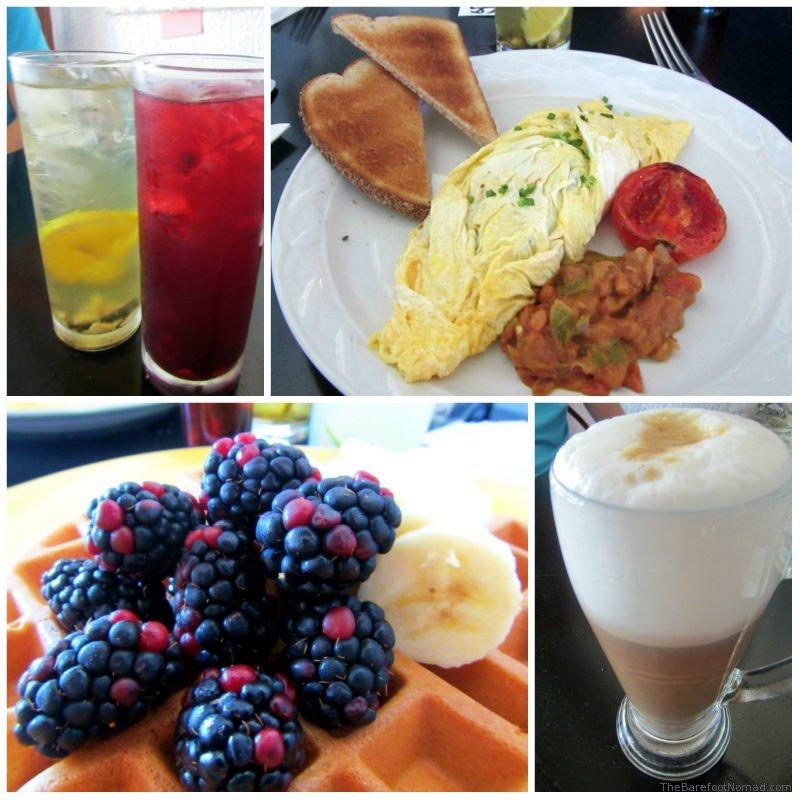 El Nicho Puerto Morales Breakfast