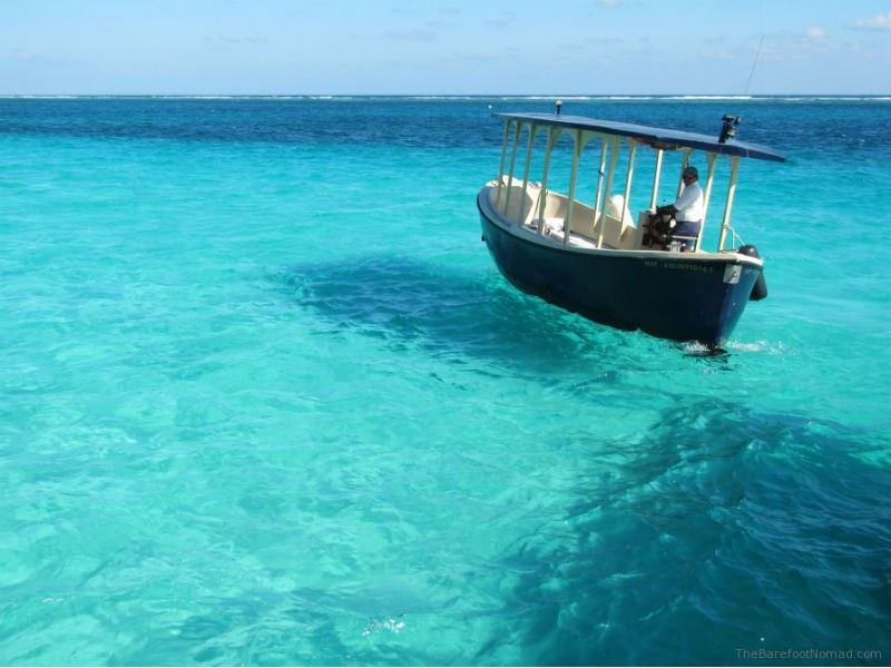 Fishing Boat Puerto Morales