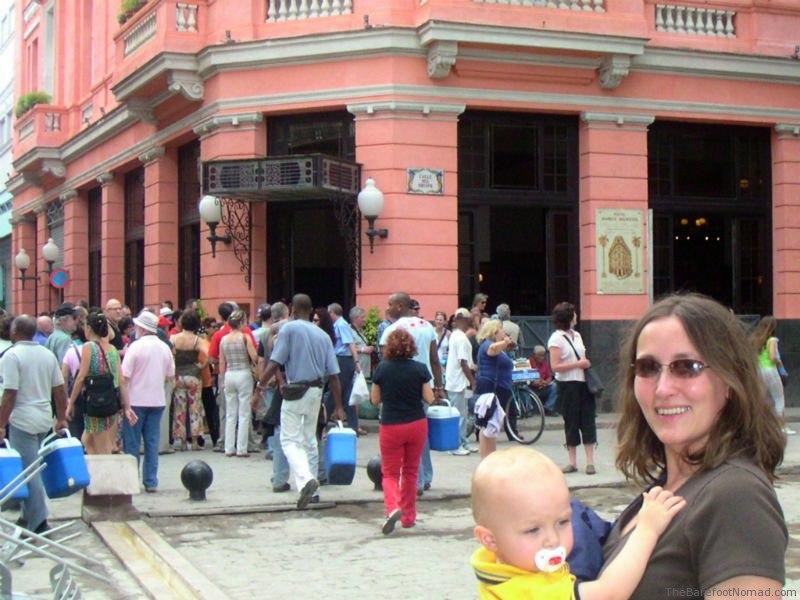 Hotel Los Mundos Havana