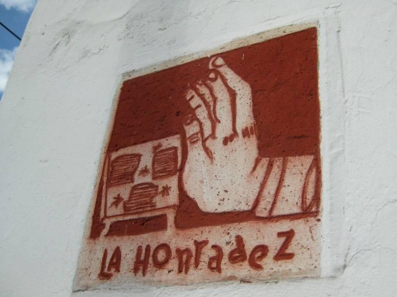 Merida La Honradez Honesty