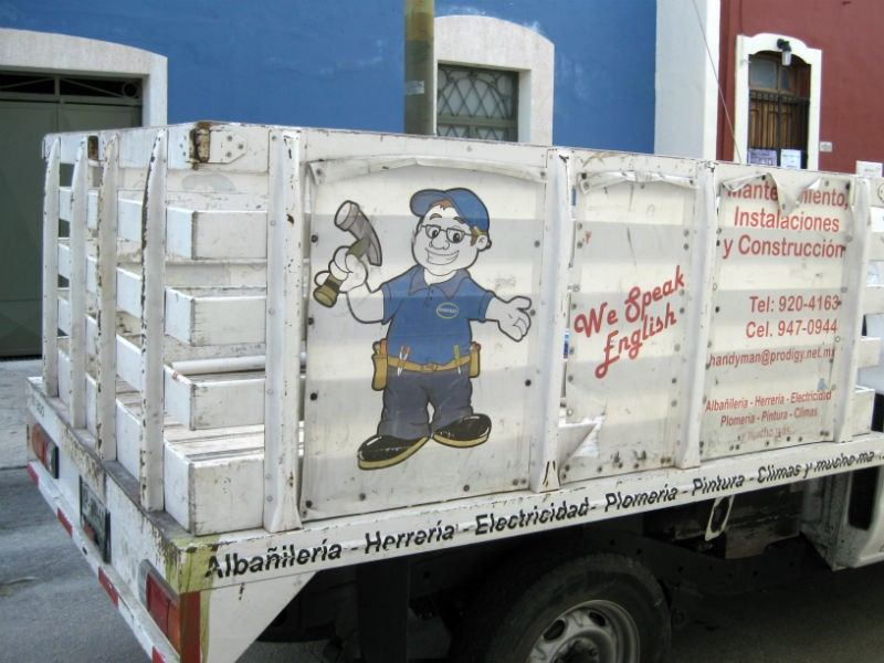 Merida Truck Mexico
