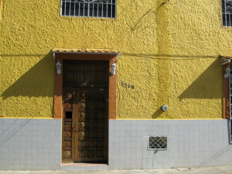 Merida Yellow Casa