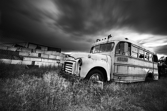 Vehicle in field storage