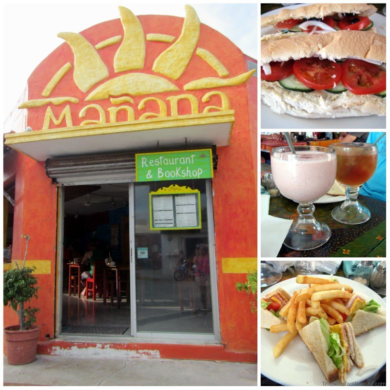 Manana Restaurante and Bookshop