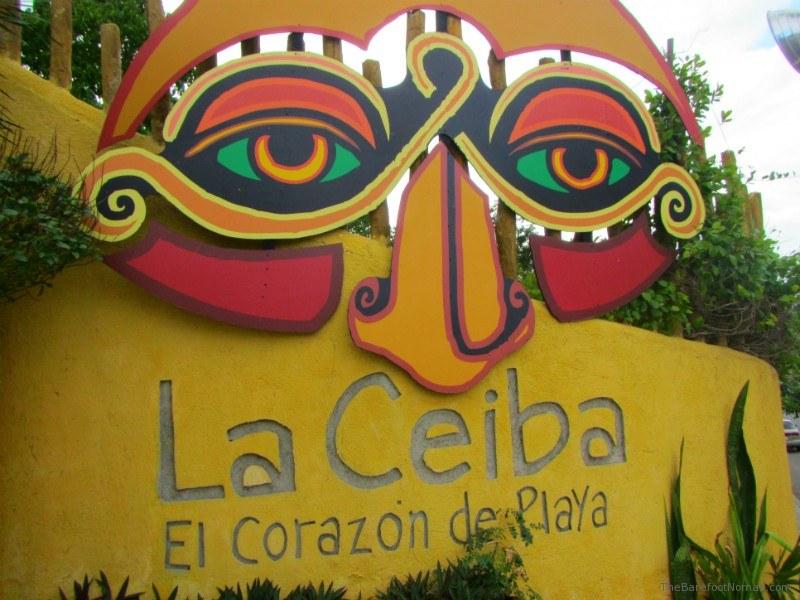 Parque la Ceiba Playa del Carmen