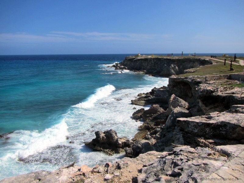 Punta Sur Coast