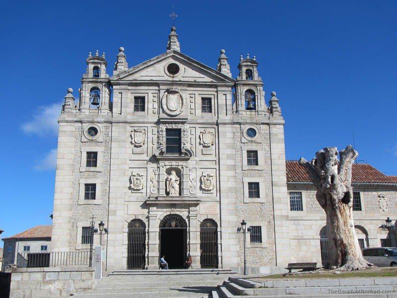 Convent of Santa Teresa, Avila, Spain