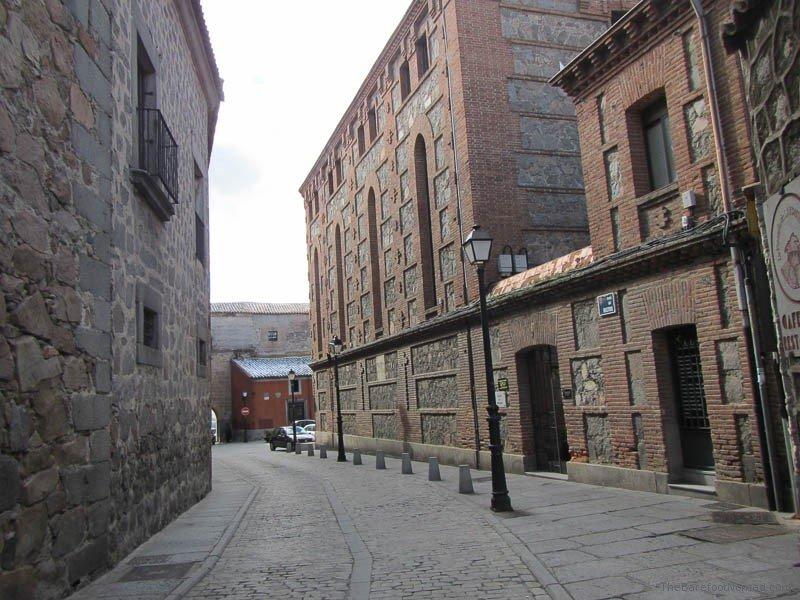 More Streets of Avila, Spain
