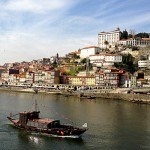 Tour Boat on the Douro
