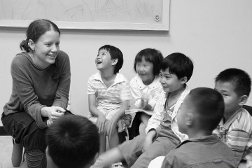Teaching English in Beijing China